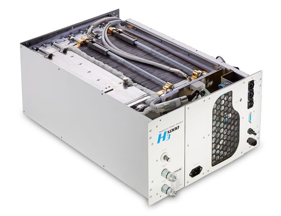 Methanol-Brennstoffzelle – Fuel Cell Unit 5KW